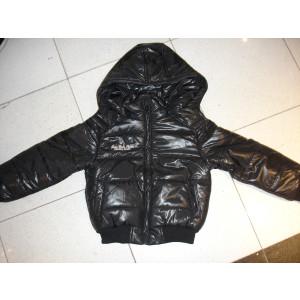 Μπουφάν Παιδικο Μαύρο Trax 7179