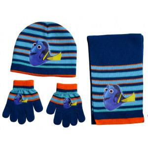 Σκουφάκι & Κασκόλ & Γάντια Nemo Disney (Ραφ) (Κωδ.200.503.031)