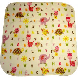 Κουβέρτα 85cm x 1.15cm (Ροζ) (Κωδ.582.93.002)