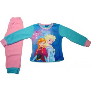 Πυζάμα M/Μ Φλις Frozen Disney (Ροζ) (Κωδ.200.95.005)