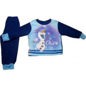 Πυζάμα M/Μ Φλις Frozen Disney (Μπλε) (Κωδ.200.68.013)