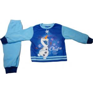 Πυζάμα M/Μ Φλις Frozen Disney (Σιελ) (Κωδ.200.68.013)