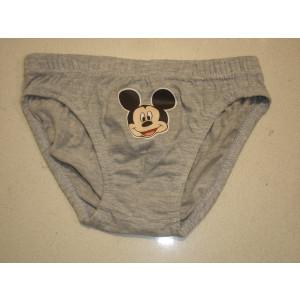 Σλιπάκι Mickey Disney (Γκρι Ανοιχτό) (Κωδ.200.36.023)