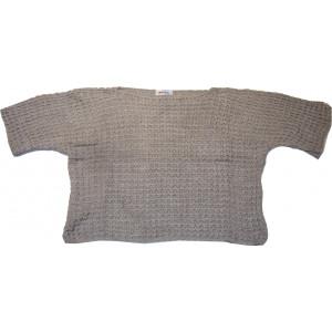 Μπλούζα M/Μ Πλεκτή (Μπεζ) (Κωδ.291.18.205)