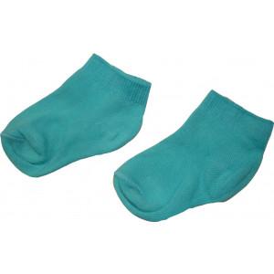 Κάλτσες (Σοσόνια) Μονόχρωμα (Τυρκουάζ) (Κωδ.585.62.016)
