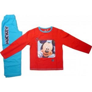 Πυζάμα M/Μ Mickey Disney (Κόκκινο) (Κωδ.200.68.018)