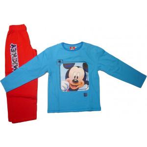 Πυζάμα M/Μ Mickey Disney (Σιελ) (Κωδ.200.68.018)