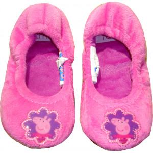 Παντόφλες (Μπαλαρίνες) Peppa Disney (Φουξ) (Κωδ.200.149.021)