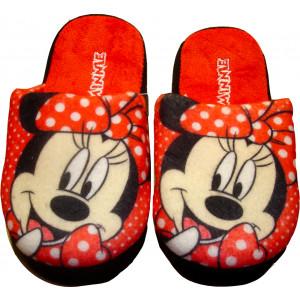 Παντόφλες Minnie Disney (Κόκκινο) (Κωδ.200.149.030)