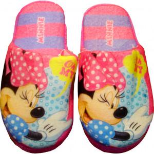Παντόφλες Minnie Disney (Ροζ) (Κωδ.200.149.030)