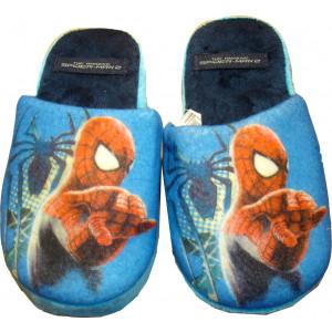 Παντόφλες SpiderMan (Μπλε) (Κωδ.200.149.043)