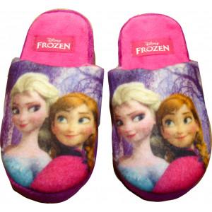 Παντόφλες Frozen Disney (Φουξ) (Κωδ.200.149.027)