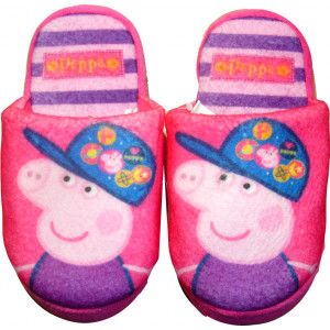 Παντόφλες Peppa Disney (Ροζ) (Κωδ.200.149.022)
