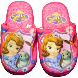 Παντόφλες Sofia Disney (Φουξ) (Κωδ.200.149.039)