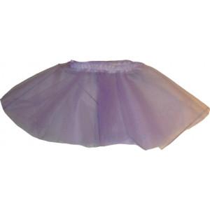 Φούστα μπαλέτου τούλινη (Λιλά)