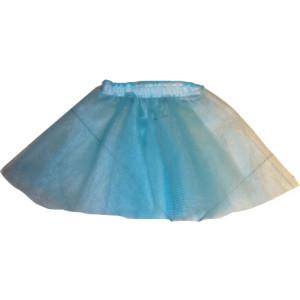 Φούστα Μπαλέτου Τούλινη (Σιέλ) (Κωδ.437.01.002)