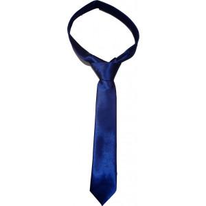 Γραβάτα Σατέν (Μπλε Ρουα) (Κωδ.582.01.002)