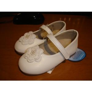 Παπουτσάκι BabyWalker (Bs 629) (Λευκό) (Κωδ.065.82.338)