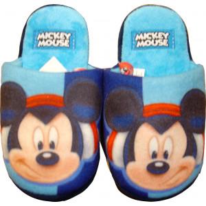 Παντόφλες Mickey Disney (Μπλε) (Κωδ.200.149.026)
