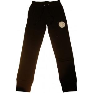 Παντελόνι Φόρμας Φούτερ (Μαύρο) (Κωδ.291.22.004)