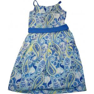 Φόρεμα Χ/Μ Μακώ (Εμπριμέ) (Κωδ.291.87.496)