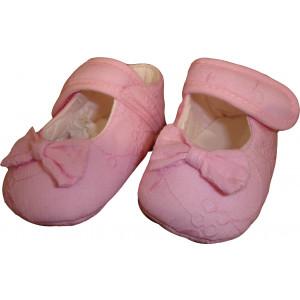Παπουτσάκια Αγκαλιάς (Ροζ) (Κωδ.582.84.003)