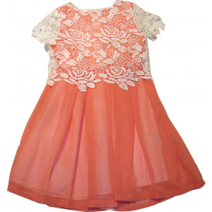Φόρεμα X/Μ (Δανδέλα) (Σομόν) (Κωδ.291.87.500)