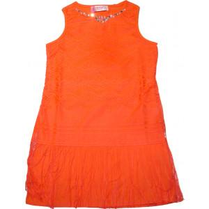 Φόρεμα Με Κρόσσια Παιδικό Εβίτα 174065