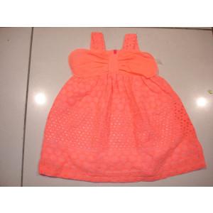 Φόρεμα Χ/Μ Κηπούρ (Κοραλί) (Κωδ.291.87.105)