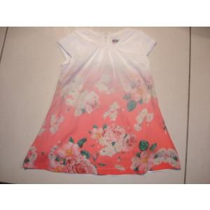 Φόρεμα Χ/Μ Σατέν Εμπριμέ (Κωδ.291.87.112)