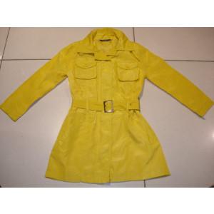 Καμπαρντίνα Παιδική Κίτρινη Εβίτα 291.06.005