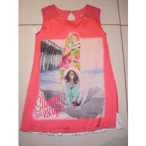 Φόρεμα Σατέν Παιδικό Εβίτα 158023