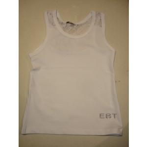 Μπλούζα Χ/Μ Μακώ (Άσπρο) (Κωδ.291.16.013)