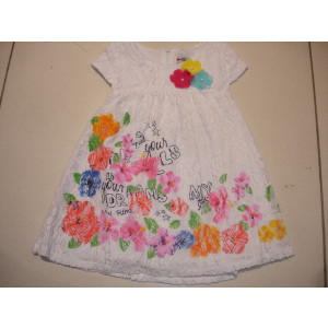 Φόρεμα Με Δανδέλα Παιδικό 291.87.233