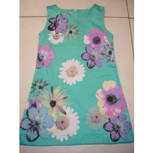 Φόρεμα Χ/Μ Παιδικό (Μέντα) (Κωδ.291.87.228)