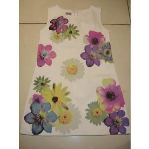 Φόρεμα Χ/Μ Παιδικό (Άσπρο) (Κωδ.291.87.228)