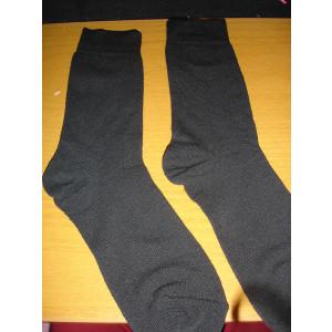 Κάλτσες Μάλλινες (Γκρι Σκούρο) (Κωδ.585.01.006)
