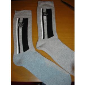 Κάλτσες Μπουρνουζέ (Γκρι Ανοιχτό) (Κωδ.585.01.004)
