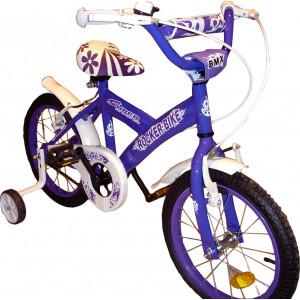 """Ποδηλατάκι BMX* 14"""" Rocker-Team (Μωβ) (Από 3 έως 6 Ετών) (#237.353.004#)"""