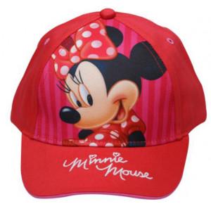 Καπέλο Jockey Minnie Stripes (Κόκκινο) (Κωδ.161.511.450)