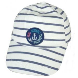 Καπέλο Jockey Ρίγες (Μπλε) (Κωδ.161.512.340)