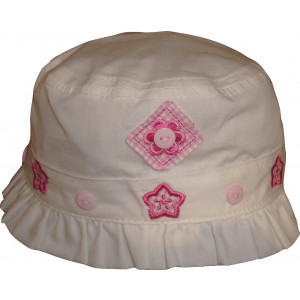 Καπέλο Κώνος Παιδικό (Άσπρο) (Κωδ.161.511.444)