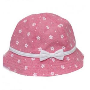 Καπέλο Κώνος Λουλούδια (Ροζ) (Κωδ.161.511.448)