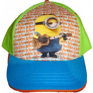 Καπέλο Jockey Minions Guitar (Λαχανί) (Κωδ.161.512.343)