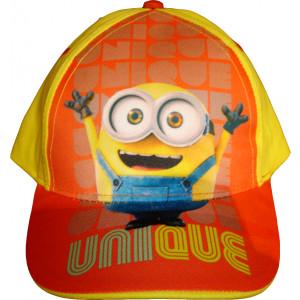 Καπέλο Jockey Minions Unique (Κίτρινο) (Κωδ.161.512.344)