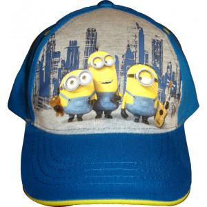 Καπέλο Jockey Minions New York (Ραφ) (Κωδ.161.512.345)
