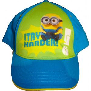Καπέλο Jockey Minions Bob (Τυρκουάζ) (Κωδ.161.512.346)