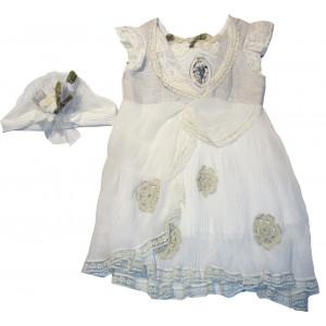 Ολοκληρωμένο Πακέτο Βάπτισηs με αυτό το Φόρεμα (Erofili) (Κωδ.276.112.011)