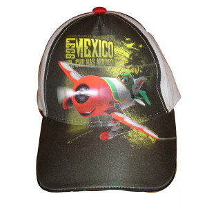 Καπέλο Jockey Planes (Γκρι Ανοιχτό) (Κωδ.161.512.310)