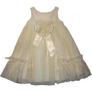 Ολοκληρωμένο Πακέτο Βάπτισηs με αυτό το Φόρεμα (Kitten) (Κωδ.196.112.013)